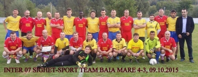 Inter 07 Sighet-Sport Team Baia Mare 4-3(3-2)